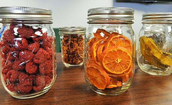 jars of foods