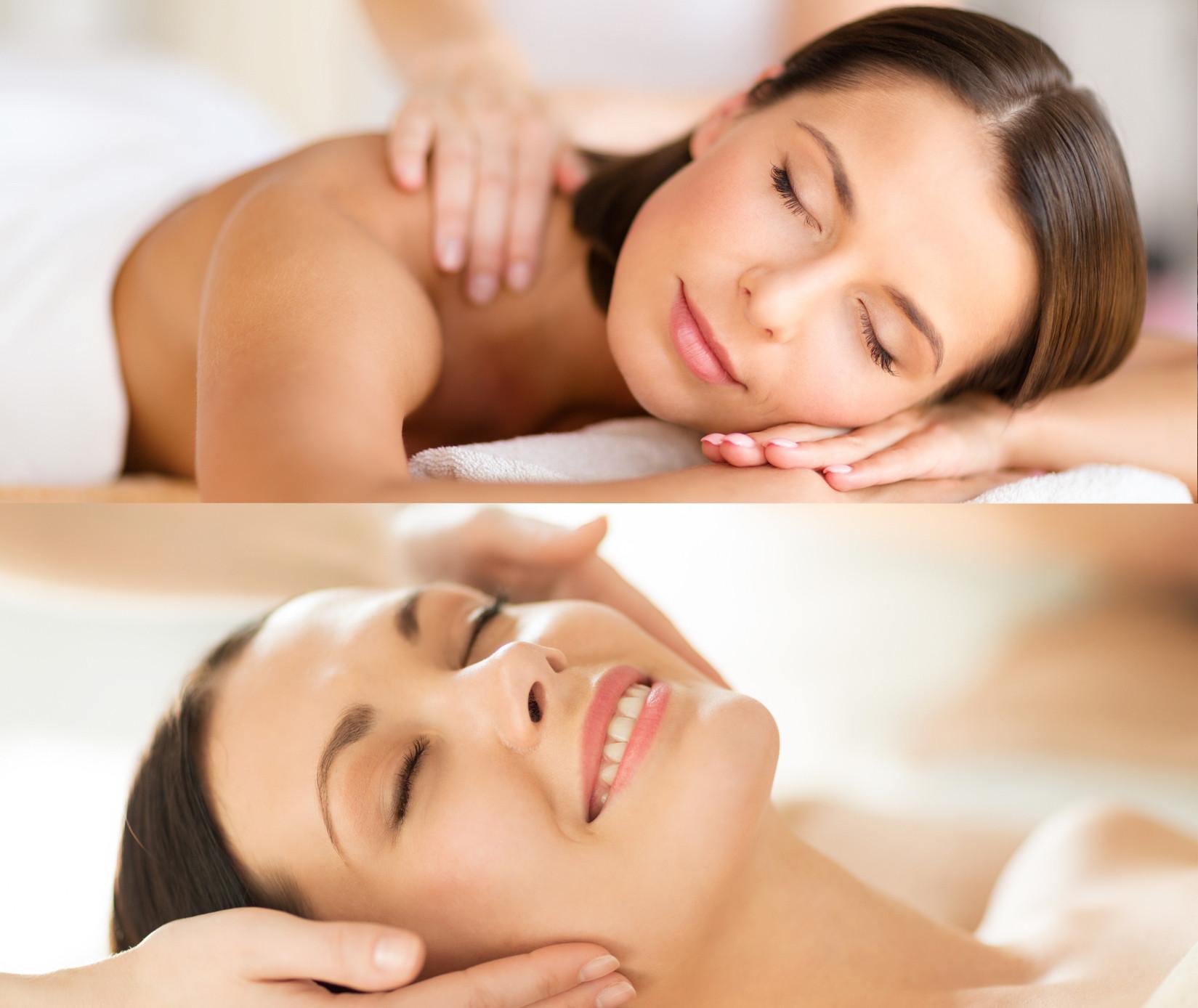Eminence Facial & Back Massage