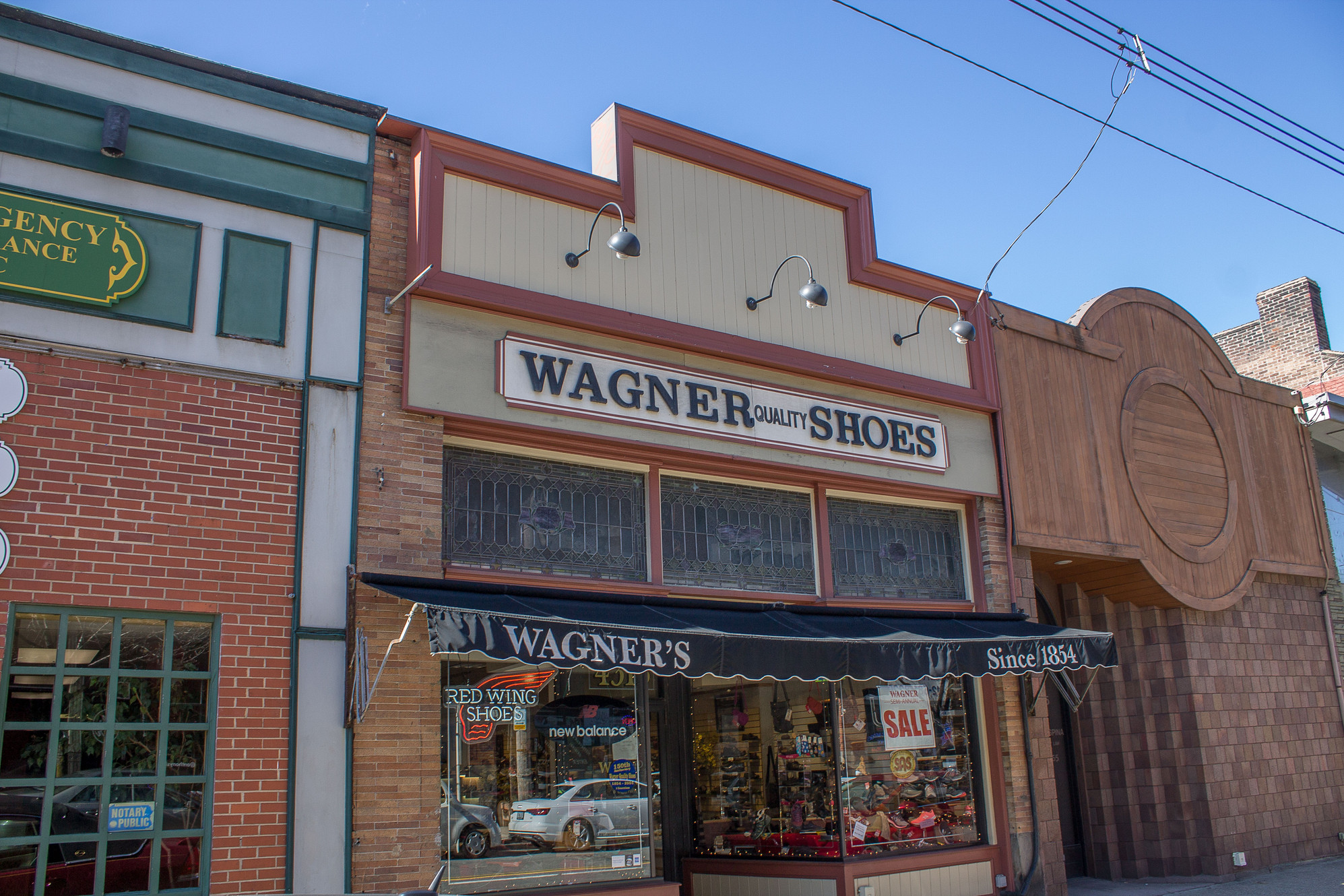 Wagner Shoes | Pittsburgh | Home