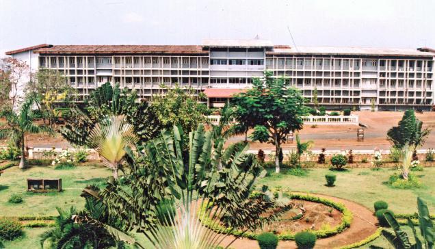 Mangalore University-Konaje
