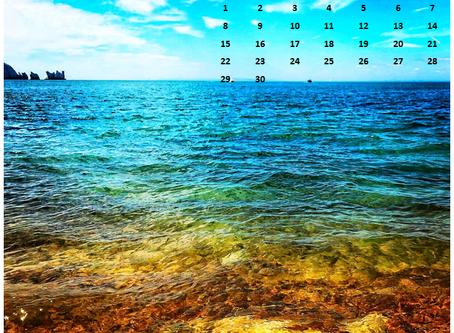 Here is calendar for September 2019! TravelWonderss-travel with imRamya