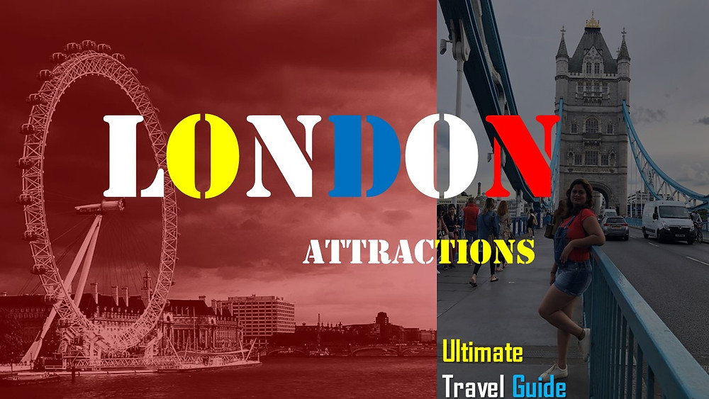 London Travel Guide for first time visitors.