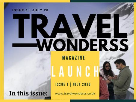 Magazine Launch