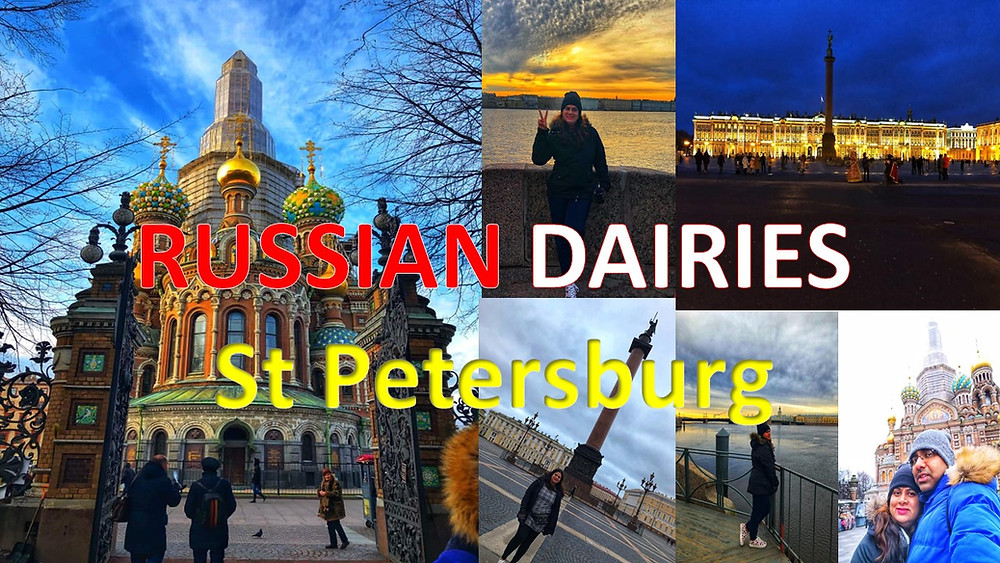 Explore St Petersburg holidays and discover the  places to visit