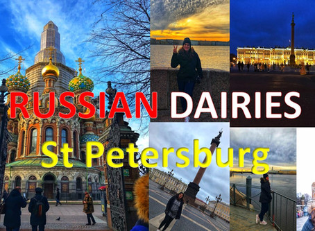 Attractions of St Petersburg, the beautiful Russian City: Travel Guide!