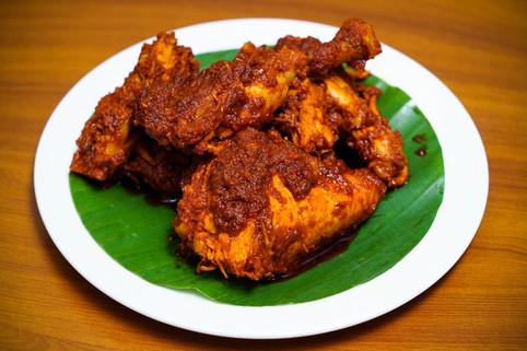 Chicken gheeroast