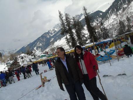 Winter Wonders of Manali!