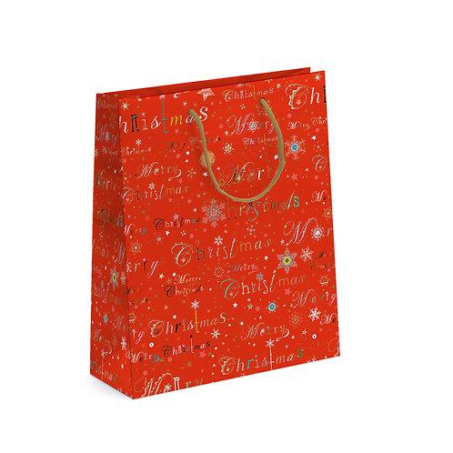 TURNOWSKY CHRISTMAS MED GIFT BAG