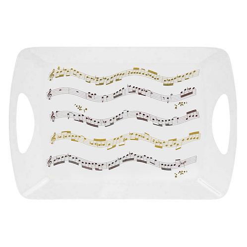 DAVINCI MUSIC NOTE MED TRAY , Min Qty: 6