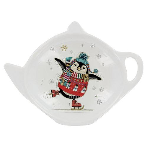 BUG ART PENGUIN TEA BAG TIDY, Min Qty: 12