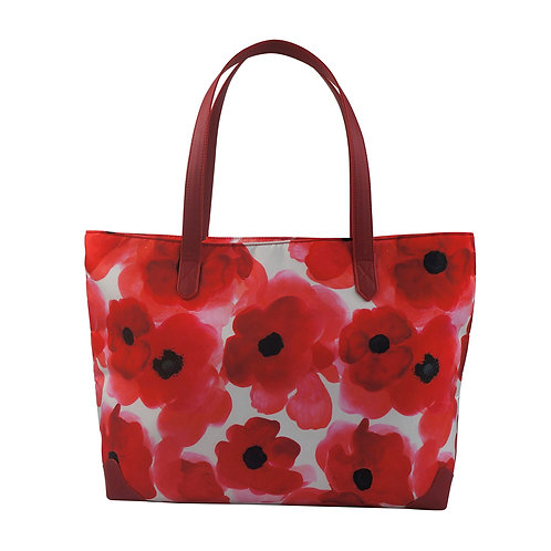 TURNOWSKY POPPY SET LARGE TOTE BAG