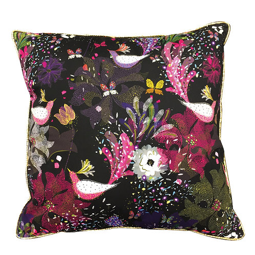 TURNOWSKY BIRDS OF PARADISE 45X45 COTTON CUSHION