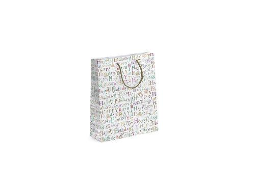 TURNOWSKY NEW HAPPY BIRTHDAY PERFUME GIFT BAG