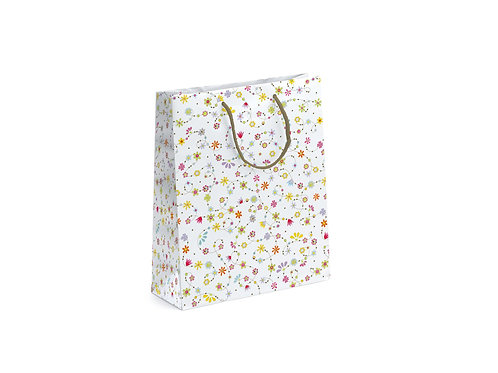 TURNOWSKY NEW DAISY CHAIN MED GIFT BAG