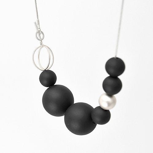 21518 SB Orbits Silver Black