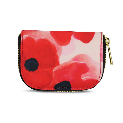 TURNOWSKY POPPY SET COIN PURSE
