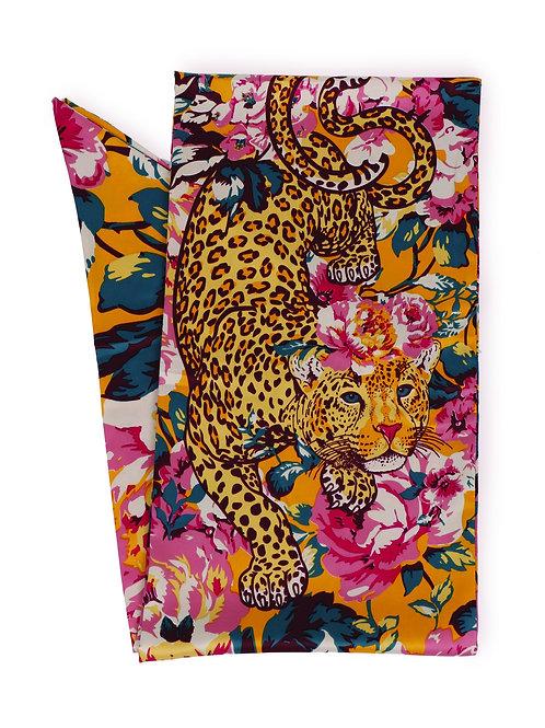 Leopard Floral