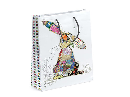 BUG ART BINKY BUNNY LGE GIFT BAG, Min Qty: 6