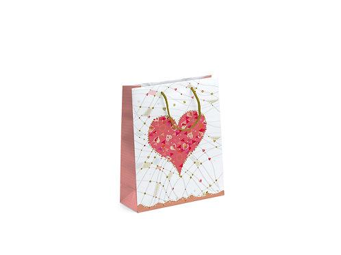 TURNOWSKY NEW HEART PERFUME GIFT BAG