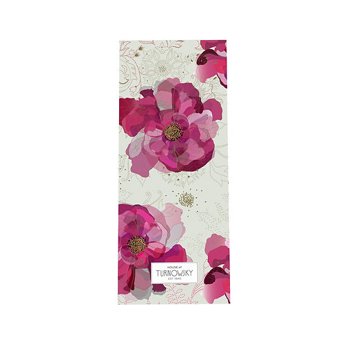 TURNOWSKY PINK DAISY MAGNETIC MEMO