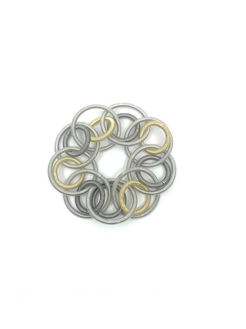 multi loop bracelet