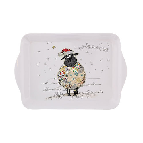 BUG ART SHEEP SML MELAMINE TRAY, Min Qty: 6
