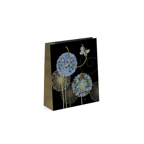 BUG ART BUTTERFLY FLOWER PERFUME GIFT BAG, Min Qty: 6