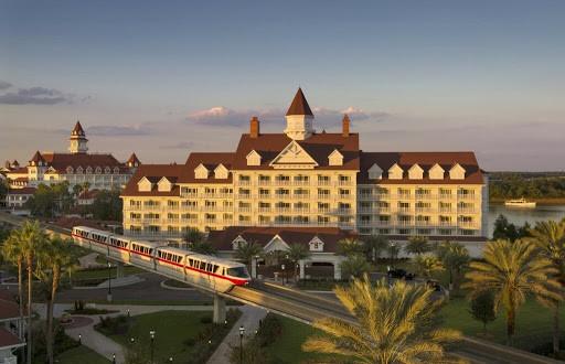 Walt Disney World Monorail Resorts