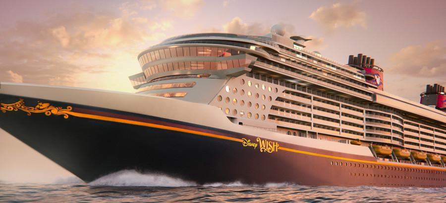 The New Disney Cruise Ship: Disney Wish