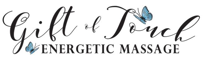 Gift of Touch by Sandy Powell Therapeutic massage header logo