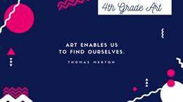 4th Grade Gallery
