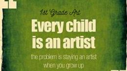 1st Grade Gallery
