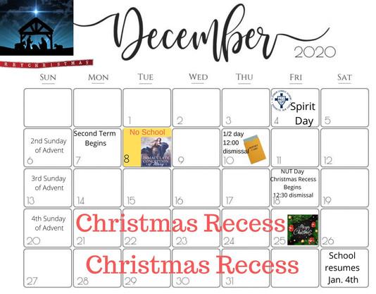 Devember Calendar