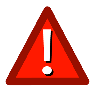 Notice: Restricted Visitation