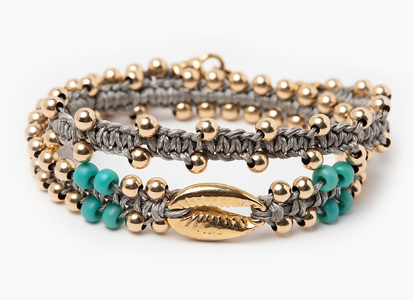 Lani shell bracelet