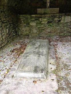 Fr O Mahony gravesite Gougane Barra.jpg