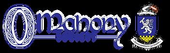 OMahony Society Newsletter Banner head (