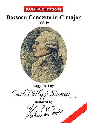 Stamitz, Bassoon Concerto in C-major FRO
