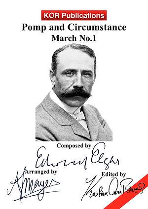 Elgar, Pomp & circumstance COVER (img) c