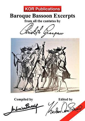 Graupner Cantatas, Fucci COVER img.jpg