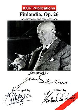 Sibelius, Finlandia, Ashby arr COVER (im