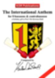 KOR, The International Anthem COVER (img