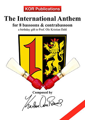 KOR, The International Anthem COVER (img