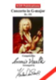 Vivaldi, Concerto in G-major, RV. 151 CO