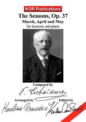 Tchaikovsky, 3 Months, Borodacz arr COVE