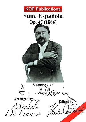 Albeniz, Suite Espanola COVER (img) copy