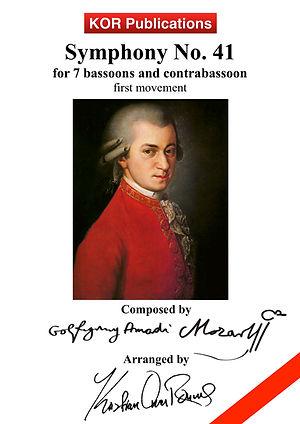 Mozart, Symphony no. 41 (1st mov) - COVE