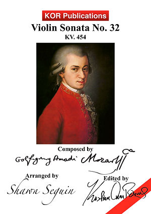 Shawn Seguin, Mozart Violin Sonata 32.jp