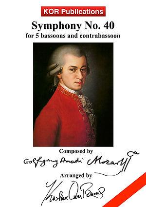 Mozart, Symphony no. 40 COVER (HP).jpg