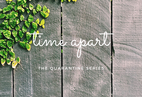 Time apart is necessary in a relationship
